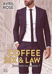 Coffee, sex & law
